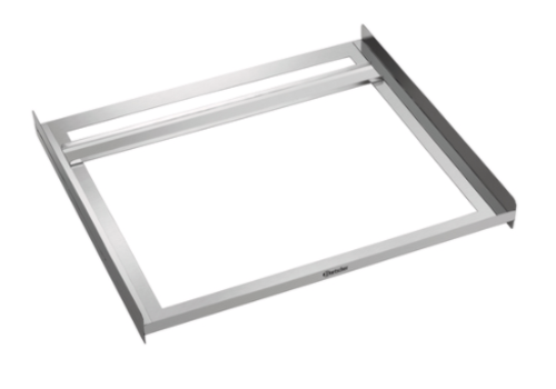 Bartscher connecting frame AT90-120 stainless steel
