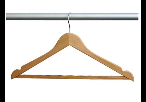 Bolero Garderobehanger   Hout (10 stuks)