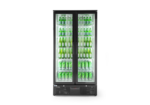 Hendi Back bar fridge   60 x 51.5 x 182 cm   448L
