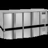 HorecaTraders Cooling workbench 4 doors