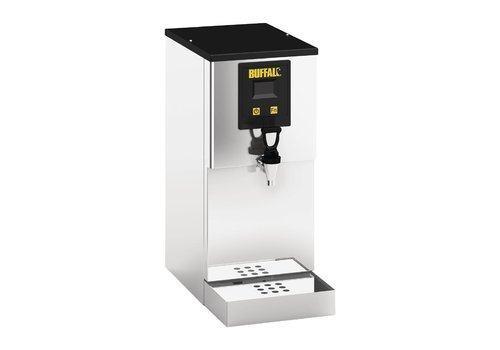 HorecaTraders Hot water dispenser with fixed water connection | 10L