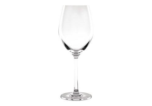 HorecaTraders Cordoba glasses   420ml   6 pieces   42 cl   22.5(h) x 8.5(Ø)cm