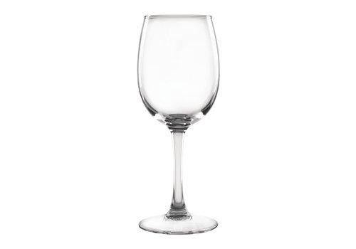 HorecaTraders Rosario wine glasses   250ml   6 pieces   18.3(h) x 7.1(Ø)cm