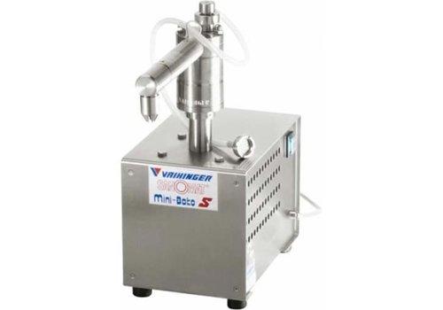 Sanomat Productie slagroommachine, Mini-Bako-S, zonder koeling
