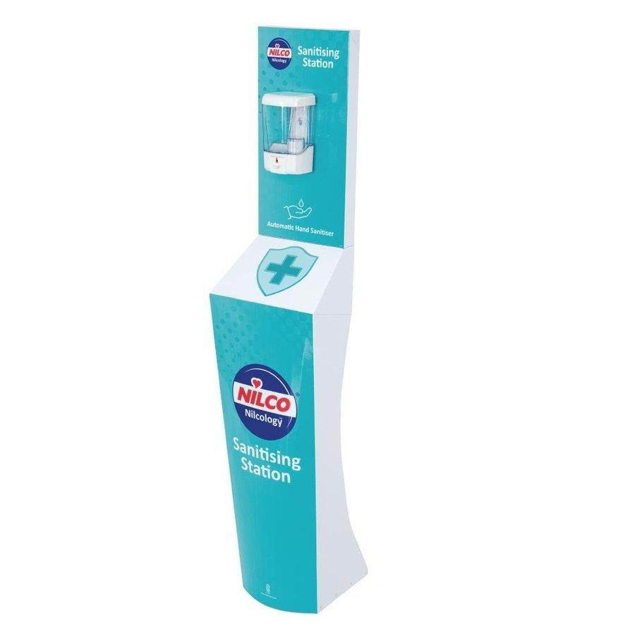 Automatic Hand Cleanser Dispenser | 140(h) x 30(w) x 30(d)cm