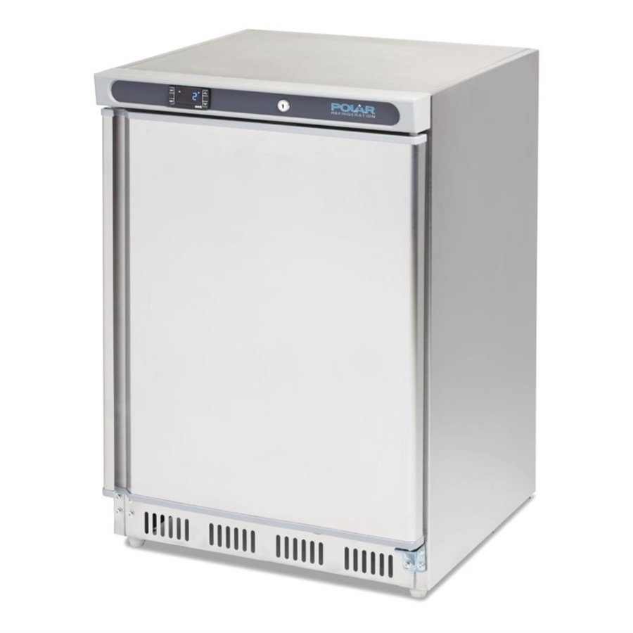 C-series benchtop refrigeration | stainless steel | 150L