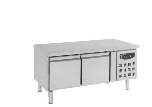 Combisteel Baker Coole Workbench 2 Türen | 2X 1/1 GN Gitter
