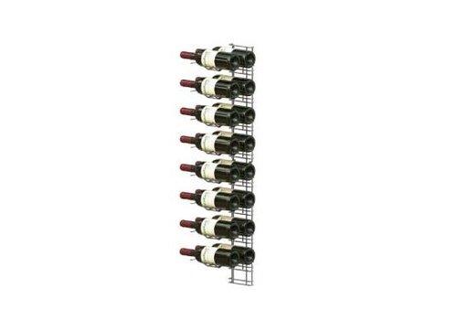 HorecaTraders Wijn Presentatie Rek - 16 Flessen