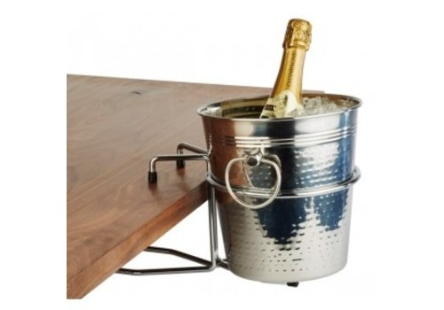 HorecaTraders Wine cooler Table Clamp