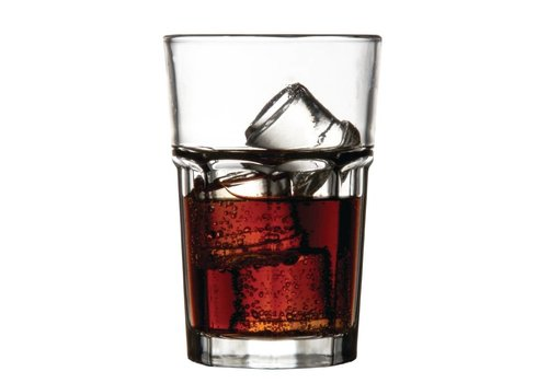 Olympia Drinking glass, panel, 425 ml (12 pieces)