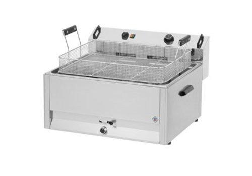 Combisteel Elektrische Bakkerij friteuse - 1 x 30 Liter