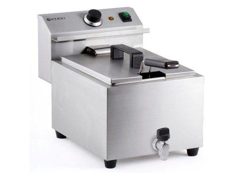Hendi Fryer with tap MasterCook 8 liter