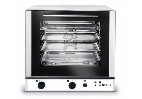 Hendi Hot air oven 4x GN 2/3