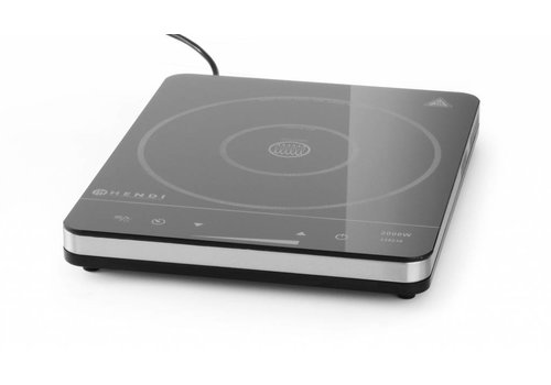 Hendi Induction cooker | 2000 Watt