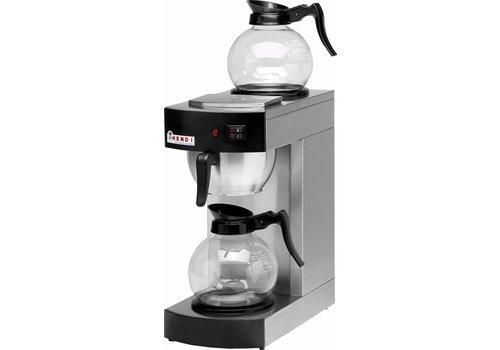 Hendi Hendi Koffiezetapparaat | 2 glazen kannen