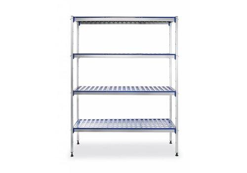 Hendi Storage rack Aluminum shelves