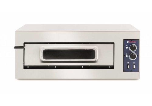 Hendi Gastronomie Pizzaofen | 5000 Watt | 2 Pizzen