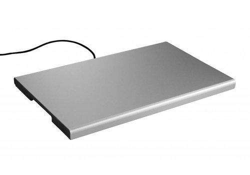 Hendi Hot Plate Aluminium | GN 1/1