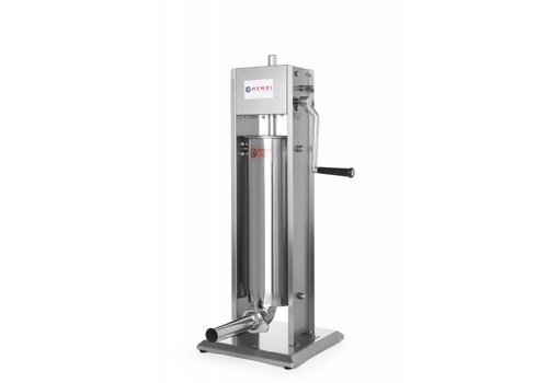 Hendi Worstenmaker verticaal | 7 liter