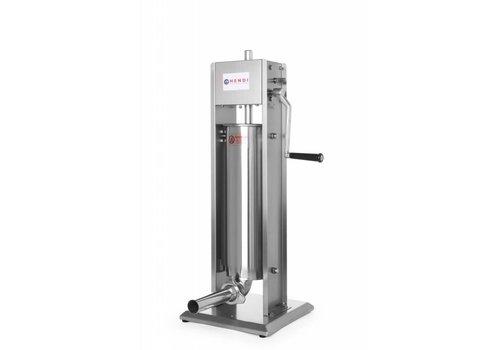 Hendi Wurst-Maschine vertikal | 7 Liter