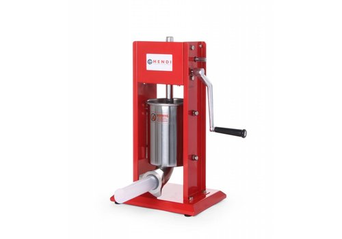 Hendi Wurst-Maschine vertikal | 3 Liter