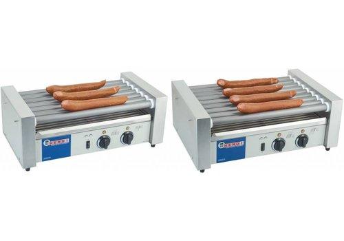 Hendi Sausage rollers | 11 Rollers