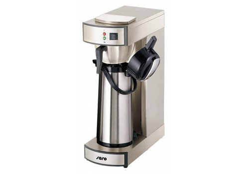 Saro Koffiemachine Pro Series - 2 jaar garantie