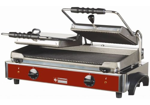 Diamond Contact Grill Cast Iron Pro Series - Top 50 Bestseller