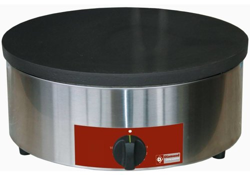 Diamond Gas Pfannkuchen Griddle Berufs