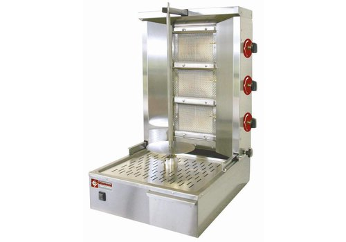 Diamond Gas Kebab Grill 35 kg