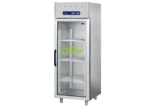 Diamond HEAVY DUTY Freezer with Glass Door 705