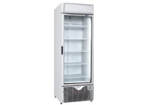 Diamond Freezer with glass door 405 Liter