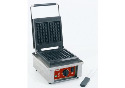 Diamond Cast Iron Waffle maker Electric 1.5 kw