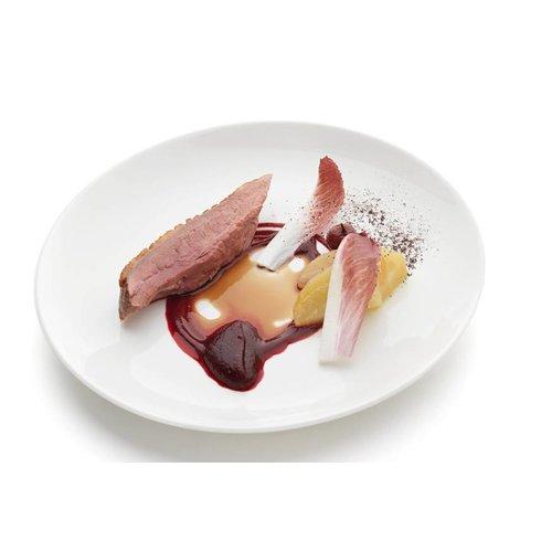 Porzellangeschirr Mittag- und Abendessen