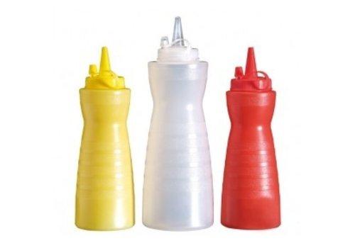 APS Sauce Squeeze bottle Ø7x21 cm | 3 Colors
