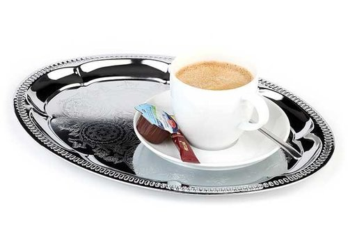 APS Kaffee Servierplatte | oval