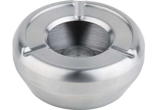 APS Ashtray stainless steel Stackable Ø10cm