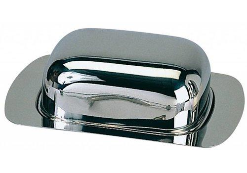 APS Butter Bowl stainless steel - BUFFET SERIES 18x12,5cm