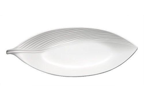 APS White melamine leafshell