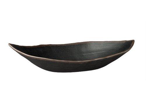 APS Melamin Schüssel Schwarz | 2 Größen