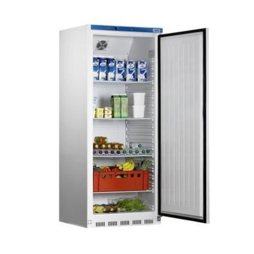 Refrigerator with single door