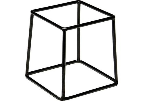 APS Buffet Standard Black | 18x18x18cm