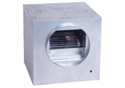 HorecaTraders Abluftventilator in einer Box 3000m3/350