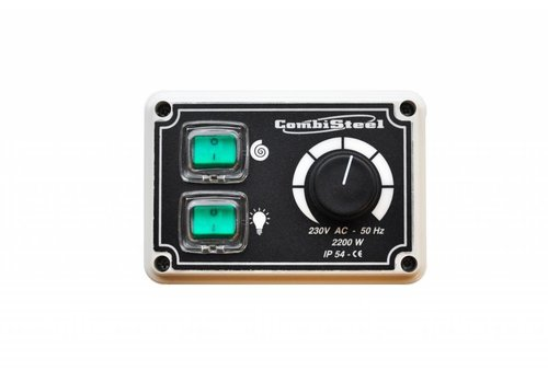 HorecaTraders Fan Speed Controller 1 Phase 10 Ampere