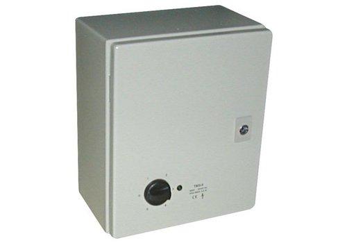 HorecaTraders Lüftungsregler 3 Phase 7,5 Ampere