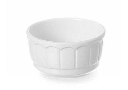 Hendi Round Baking dish Porcelain 10 cm