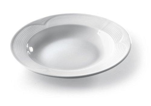 Hendi Hendi Pastabord Deep Porcelain White 22 cm