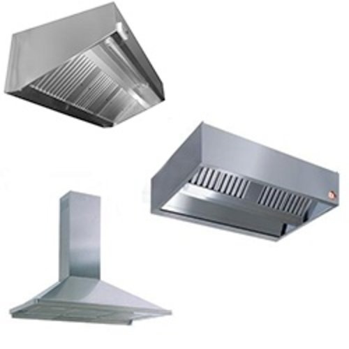 Extraction hoods 150 to 200 cm