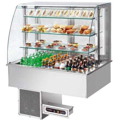 Kühlvitrinen mit Glastür