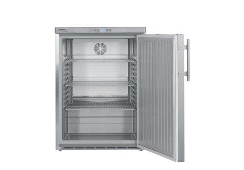 Liebherr FKUv 1660 Kühlschrank für Unterkonstruktion aus Edelstahl